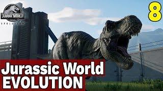 5 WYSPA - JURASSIC WORLD EVOLUTION