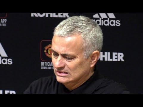 Manchester United 4-1 Fulham - Jose Mourinho Full Post Match Press Conference - Premier League