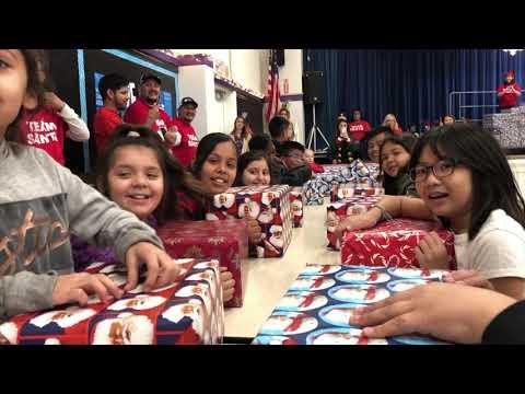 Custom Ag Formulators Christmas @ Malaga Elementary School
