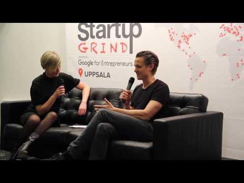 Startup Grind Uppsala Hosted Niklas Adalberth (Klarna/Norrsken Foundation)