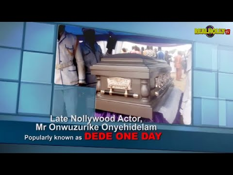 Download The Final Burial Rites Of Dede One Day