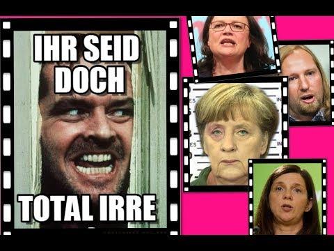 Deutschland  und seine IRREN