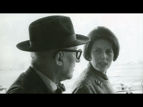 Le Corbusier and Heidi Weber, Friend and Patron