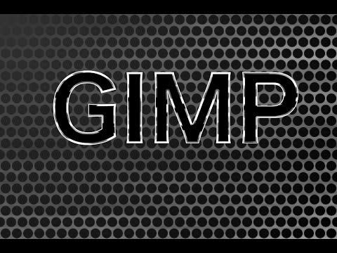 Gimp Metal Sign