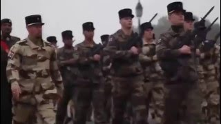 Hell March | Republic Day 2016 | Indian Army