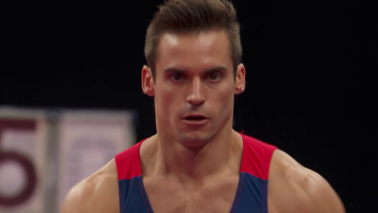 2018 U.S. Gymnastics Championships - Men  - Day 1 - NBCSN Broadcast