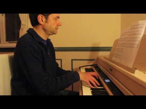 Eli's Theme - Let the Right One In - Johan Söderqvist - Piano arrangement