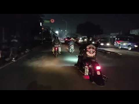 """ROAD EAGLE MC INDONESIA """" BROTHER IN ARM """""""