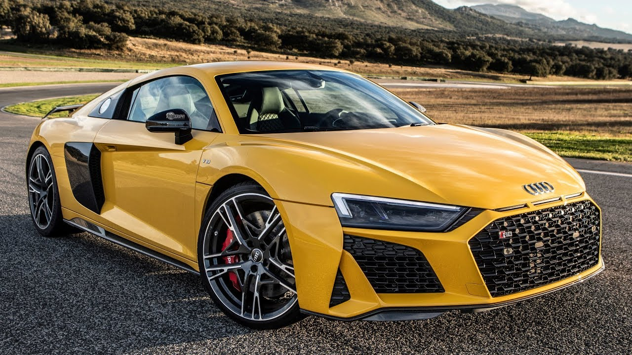 HERE IT IS! New 2019/2020 AUDI R8 V10 PERFORMANCE - 620hp,V10NA - The details!! - YouTube