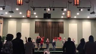Way maker Sunday AM 12/16/2018 Jason O'Neal pt 1