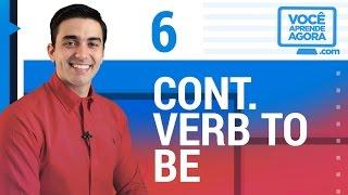 AULA DE INGLS 6 cont. Verb to Be Felipe Dib