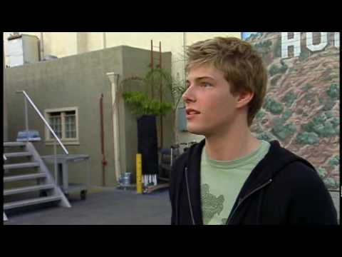 Weeds  Season 4  The Real Hunter Parrish