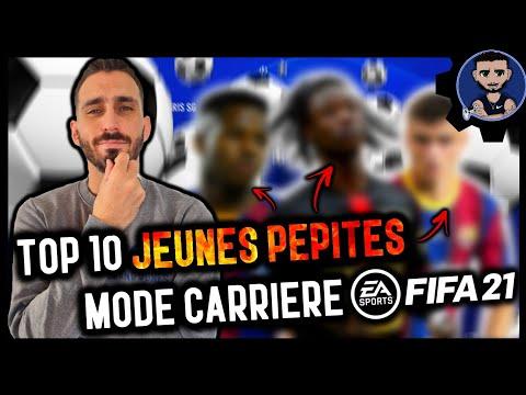 10 PEPITES A RECRUTER ABSOLUMENT en CARRIERE sur FIFA21