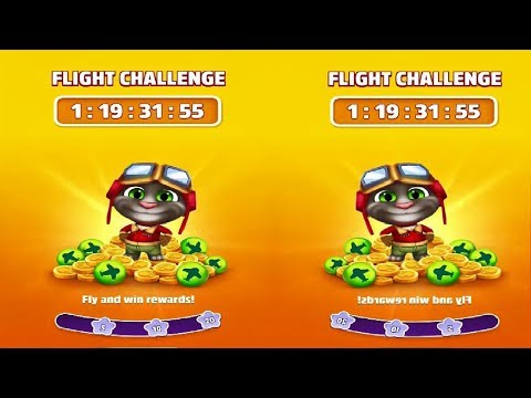 My Talking Tom 2 New Update 2020 - Android IOS Gameplay HD