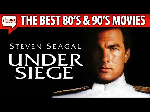 Under Siege (1992) - Best Movies Of The '80s & '90s Review