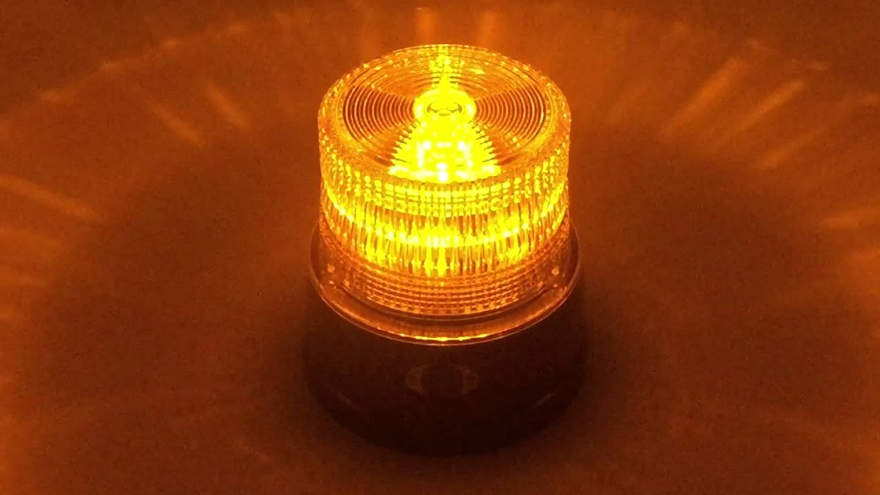 BRITAX PORTABLE LED STROBE BEACON BATTERY POWERED MAGNETIC FLASHING B364.00.BAT