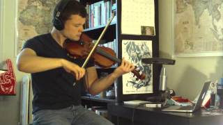 Graceland (Paul Simon / Tallest Man On Earth) - Cover w/ Fiddle
