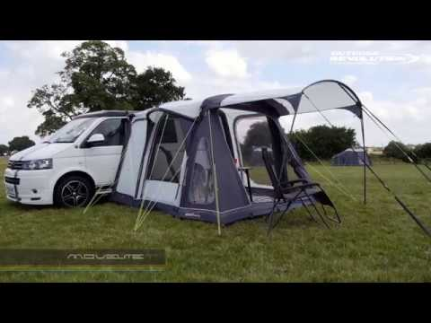 Outdoor Revolution Movelite T2 Inflatable Motorhome Awning Kimberley Caravans