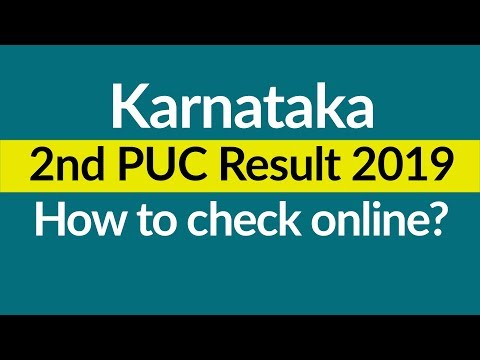 Karnataka PUC Result 2019: How to check Class 12 Result online?