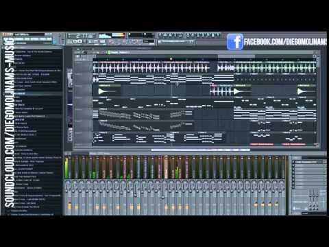 Fl Studio Remake Toto Africa Diegomolinams Youtube