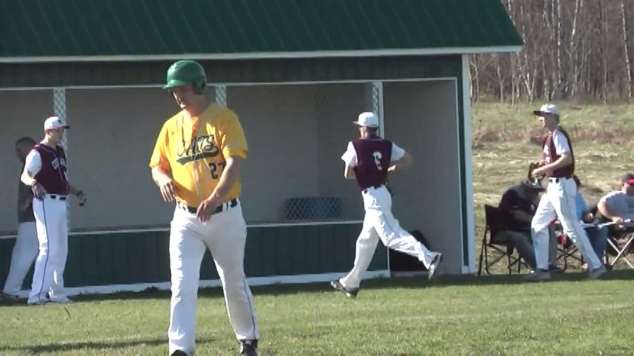 NAC - NCCS Baseball  4-27-17