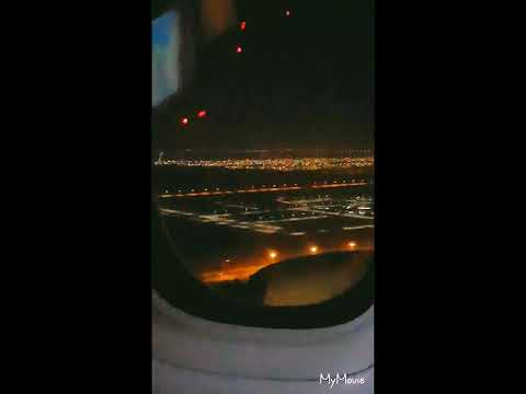 Landing at Abu Dhabi Int'l Airport via Etihad Airways on 20th April 2018
