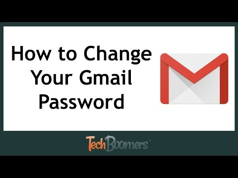 How do i create a new gmail password