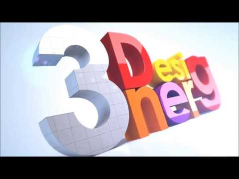 intro logo jingle 3designer 3ds max/vray/after effect