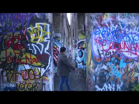 Graffiti Pier: Philly's Unsanctioned Museum of Street Art