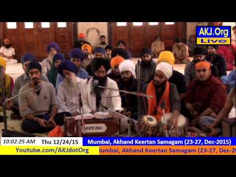AKJ.Org Live from Mumbai (Dec. 2015)