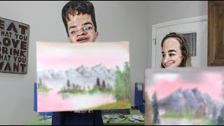 following-a-bob-ross-tutorial-tripping-on-mushrooms-w-my-twin-sister