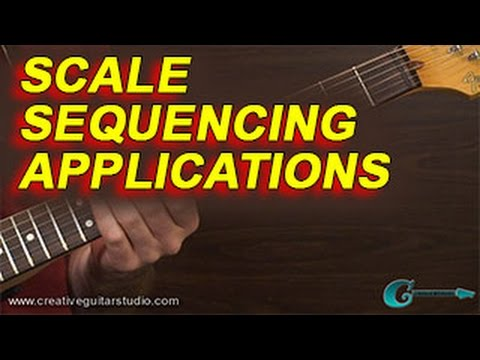 SONGWRITING: Scale Sequencing Applications