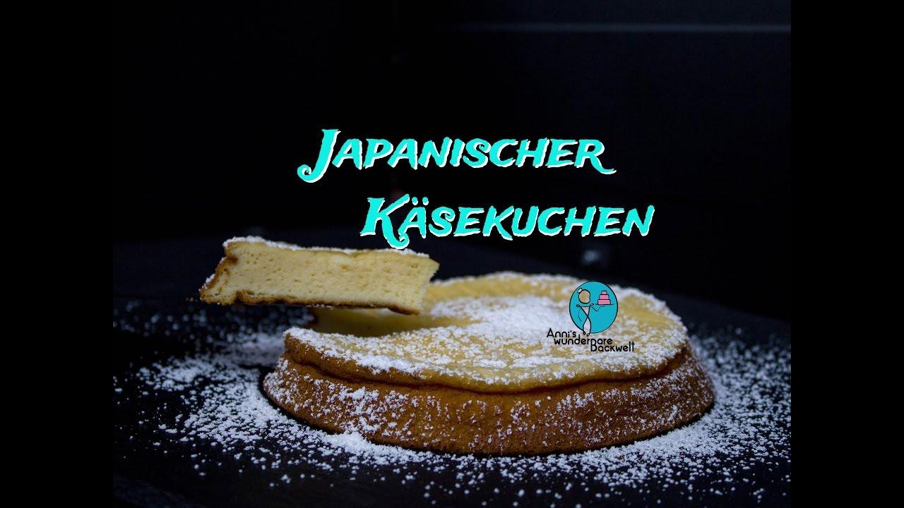 Japanischer Kasekuchen Schnell Und Einfach Aus Nur 3 Zutaten