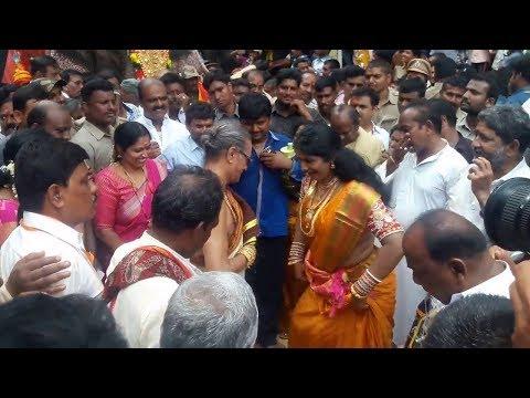 Secunderabad Bonalu 2017 l Jogini Shyamala Teenmaar at Secunderabad Bonalu 2017