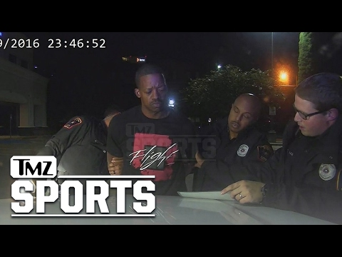 Steve Francis Arrest Video -- Cops Find Booze and Weed in NBA Star