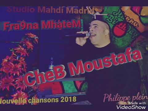 CheB Moustafa _Fra9na TmThateM_Live Studio Mahdi Madrid_by Philippe Plein 2018/02/14