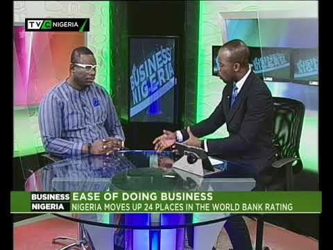 Lai Omotola speaks on Nigeria's new ranking on Ease of Doing Business