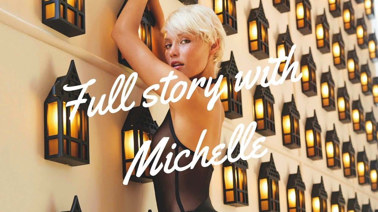 Full Story with Blonde Babe Michelle Forsyth