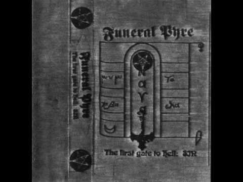 Funeral Pyre - Beheaded at the Altar (1994) (Raw Underground Black Metal USA)