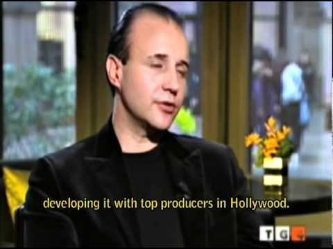 TG4 News interviews Fabrizio Boccardi about the Tyrant, a potential new Hollywood Franchise.