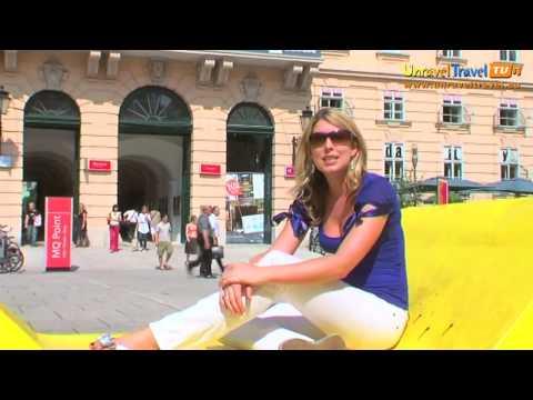 Museum Quarter, Vienna, Austria - Unravel Travel TV