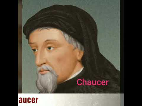 Geoffrey Chaucer : Life and Works