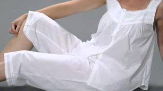 Pure 100% Cotton Women Pajamas