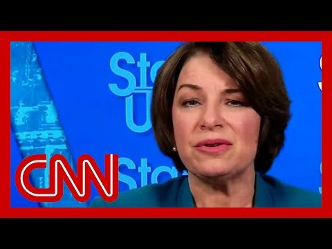Amy Klobuchar on impeachment trial: I have a constitutional duty