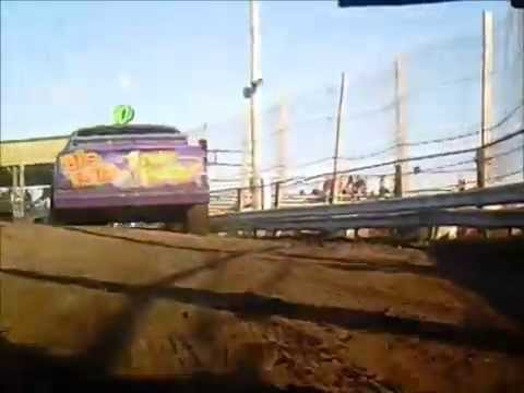 Brooklyn Raceway 6-20-14 under car hot laps with 10j