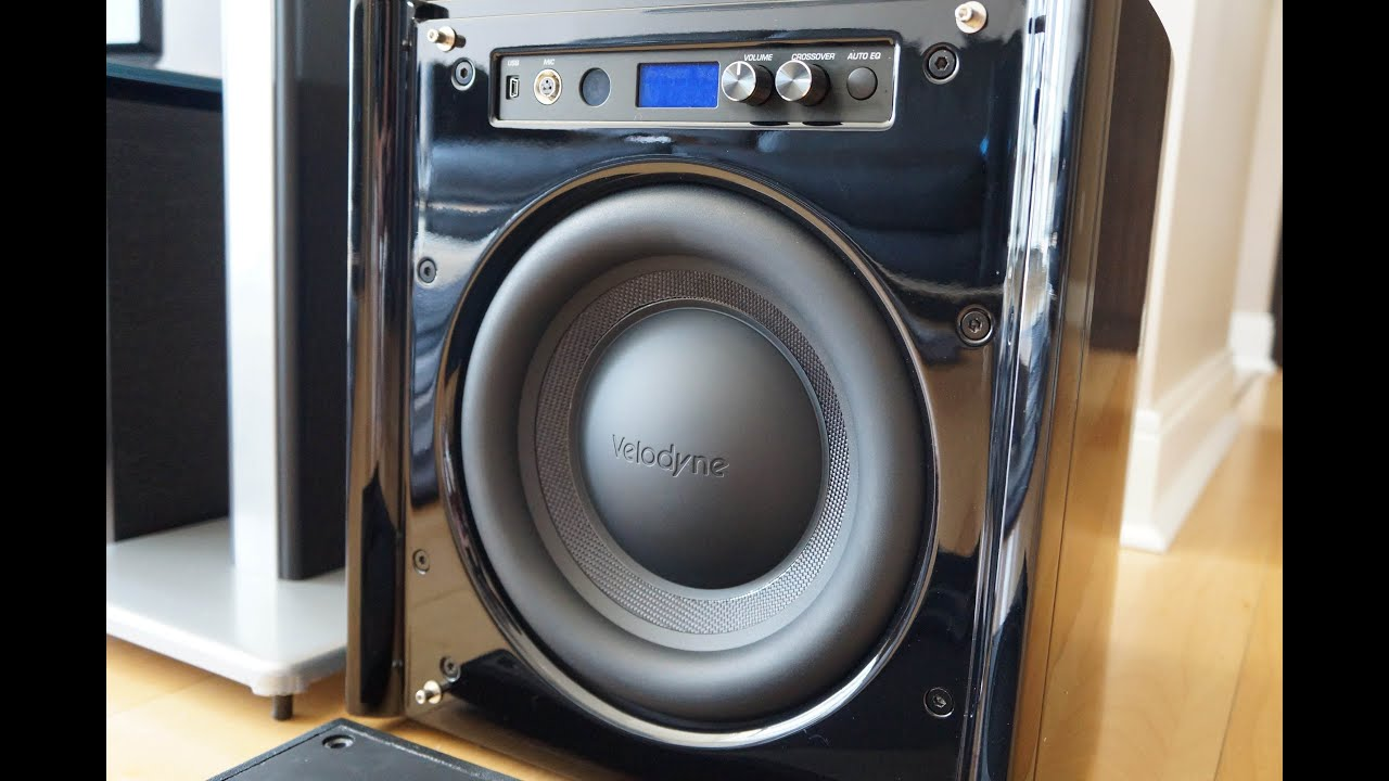 Best Subwoofer 2014 Ultimate Bass Setup Youtube