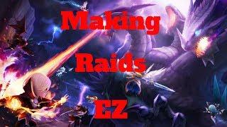 Breaking into Raids!!(guide)