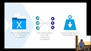 Easy cross platform mobile configuration - .NET Developers Singapore