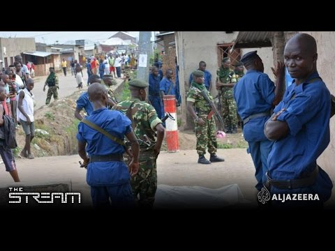 The Stream - Battle in Burundi
