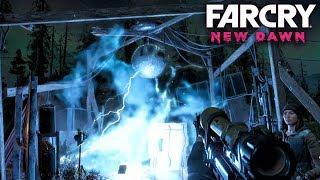 Far Cry: New Dawn - ПОРТАЛ ЛАРРИ АКТИВИРОВАЛСЯ! / НЛО и ПРИШЕЛЬЦЫ снова в деле? (Бункер Ларри)
